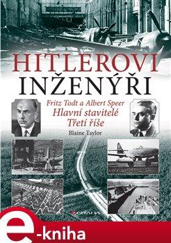 Obálka titulu Hitlerovi inženýři