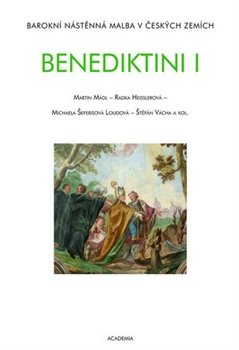 Obálka titulu Benediktini I.+ II.