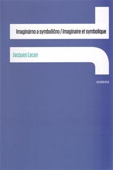 Obálka titulu Imaginárno a symbolično