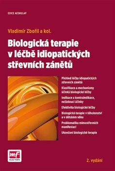 Obálka titulu Biologická terapie v léčbě idiopatických střevních zánětů
