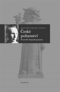 Obálka titulu České pohanství 1+2