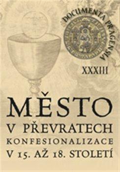 Obálka titulu Documenta Pragensia 33