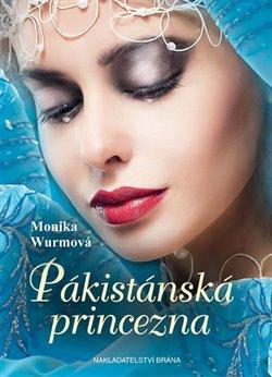 Obálka titulu Pákistánská princezna