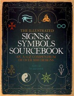 Obálka titulu The Illustrated Sign and Symbols Sourcebook
