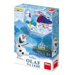 Obálka titulu Olaf na ledě