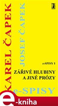 Obálka titulu Zářivé hlubiny a jiné prózy