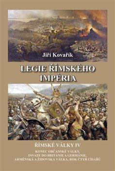 Obálka titulu Římské války IV