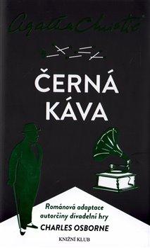 Obálka titulu Poirot: Černá káva