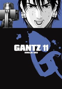 Obálka titulu Gantz 11