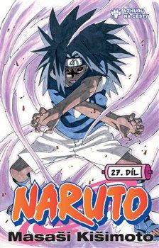 Obálka titulu Naruto 27: Vzhůru na cesty