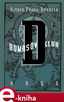 Obálka titulu Dumasův klub
