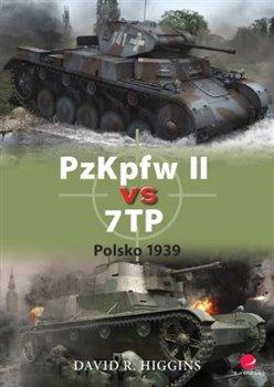 Obálka titulu PzKpfw II vs 7TP