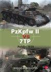 Obálka knihy PzKpfw II vs 7TP
