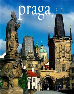 Obálka titulu Praga (IT)