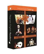 Dárkový balíček Pearson English Readers 4