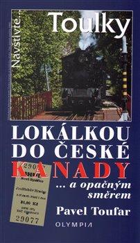 Obálka titulu Lokálkou po české Kanadě