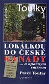 Obálka knihy Lokálkou po české Kanadě