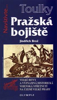 Obálka titulu Pražská bojiště