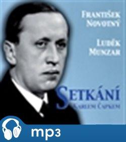 Obálka titulu Setkání s Karlem Čapkem