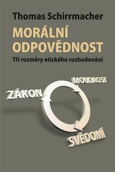 Obálka titulu Morální odpovědnost