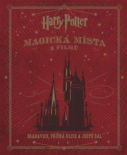 Obálka titulu Harry Potter - Magická místa z filmů