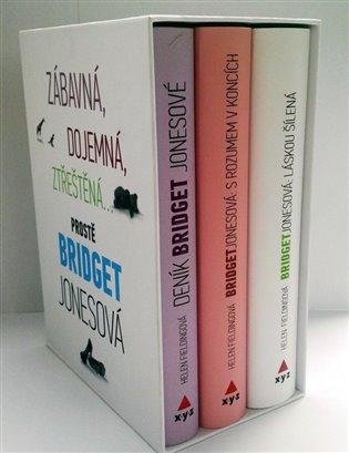 Bridget Jonesová - box 1-3 - Helen Fieldingová | Booksquad.ink