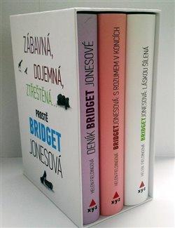 Obálka titulu Bridget Jonesová - box 1-3
