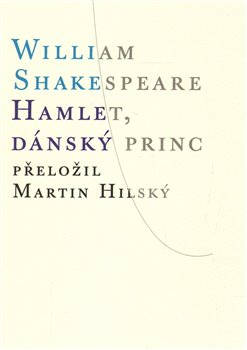 Obálka titulu Hamlet, dánský princ