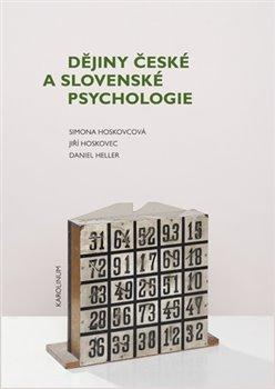 Obálka titulu Dějiny české a slovenské psychologie