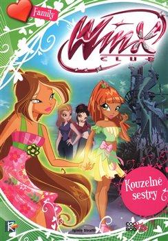 Obálka titulu Winx Family - Kouzelné sestry