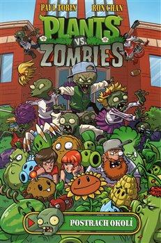Obálka titulu Plants vs. Zombies: Postrach okolí