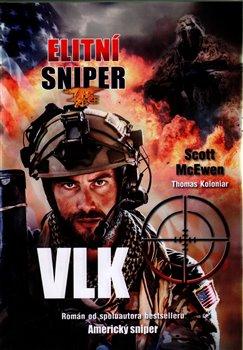 Obálka titulu Elitní sniper: Vlk