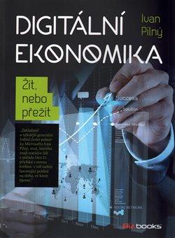 Obálka titulu Digitální ekonomika