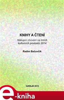 Obálka titulu Knihy a čtení