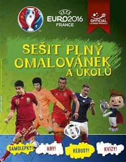 Obálka titulu EURO 2016 – knížka aktivit