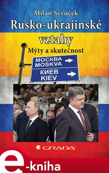 Obálka titulu Rusko-ukrajinské vztahy