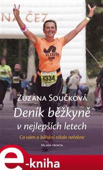 Obálka titulu Deník běžkyně v nejlepších letech