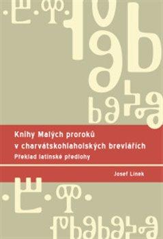 Obálka titulu Knihy Malých proroků v charvátskohlaholských breviářích