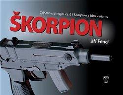 Obálka titulu Škorpion