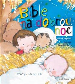 Obálka titulu Bible na dobrou noc