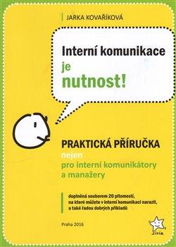 Obálka titulu Interní komunikace je nutnost!