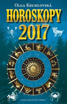 Obálka titulu Horoskopy 2017