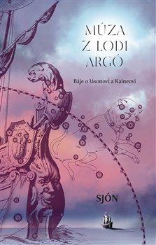 Obálka titulu Múza z lodi Argó