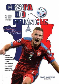 Obálka titulu Cesta do Francie