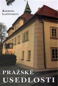 Obálka titulu Pražské usedlosti
