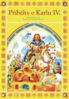 Obálka titulu Příběhy o Karlu IV.