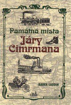 Obálka titulu Památná místa Járy Cimrmana
