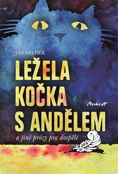 Obálka titulu Ležela kočka s andělem a jiné prózy pro dospělé