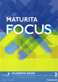 Maturita Focus 2 Czech Edition Student's Book