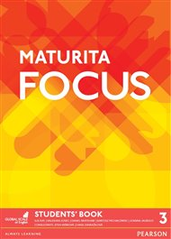 Maturita Focus 3 Czech Edition Student's Book